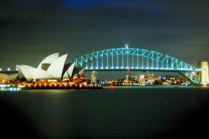 places for tourist in australia