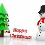 Christmas business letter sample