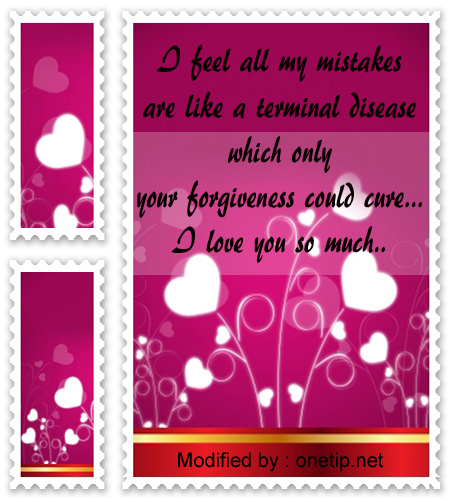 Original lovely forgive me messages | Sorry SMS