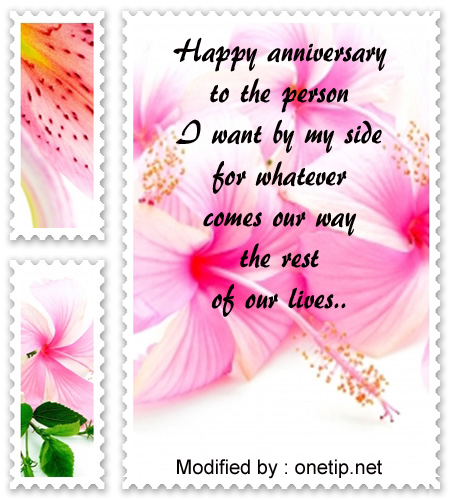 Love anniversary poems phrases to share with your