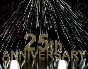 silver anniversary verses, silver anniversary wordings , silver anniversary phrases