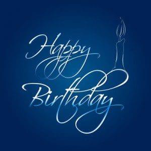 happy birthday letter, happy birthday sample letters, model letter