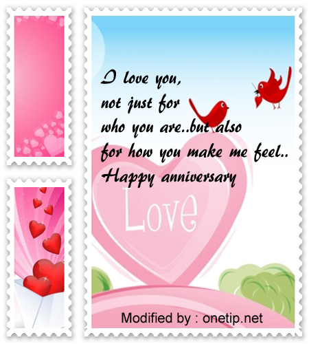 Wonderful anniversary messages wordings for my boyfriend