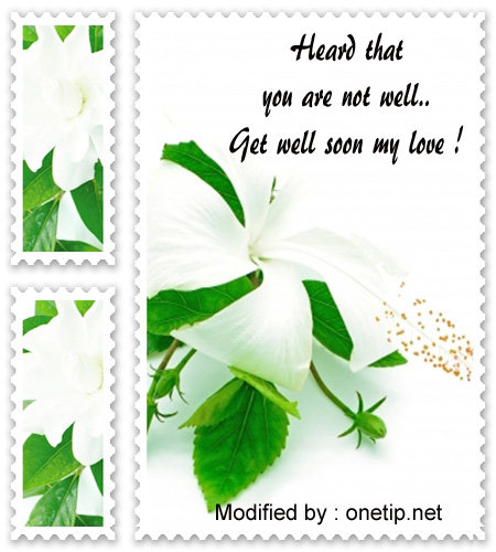 download messages of get well soon,beautiful messages of get well soon