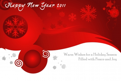 excellent new year greetings for a girlfriend