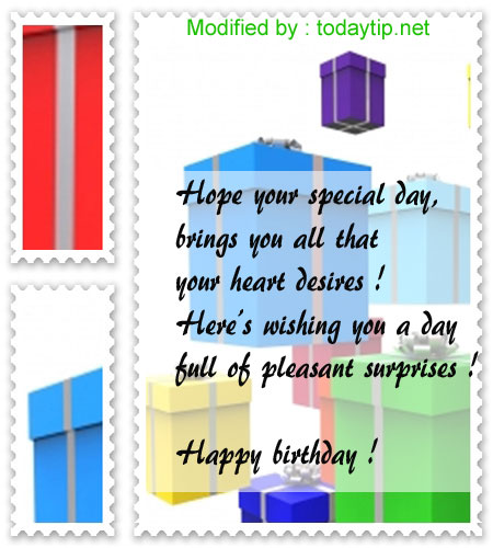 Download birthday letters – Birthday Text Greetings
