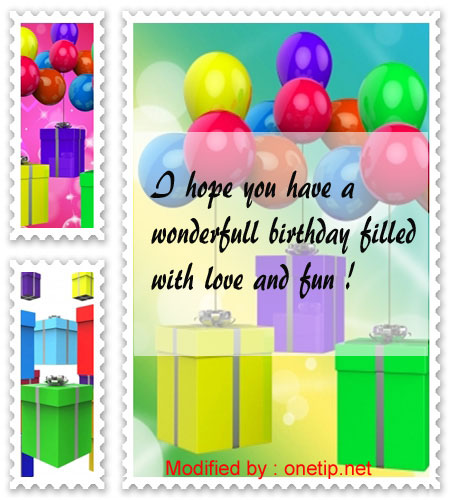 Best Cute Birthday Letters For My Girlfriend – Birthday Text Greetings