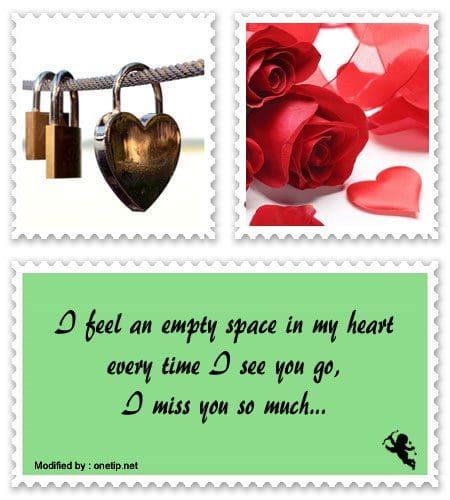 Miss romantic text i you Top 50