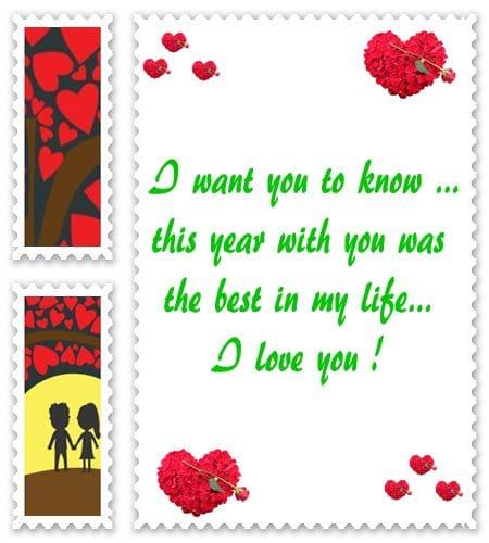 sweet anniversary sms for boyfriend, sending text anniversary for boyfriend