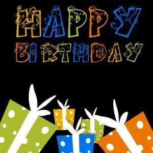 birthday thoughts, birthday verses, birthday wordings