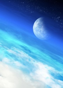 moon thoughts, moon verses, moon wordings