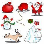christmas wordings for companies