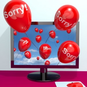 apologize thoughts, apologize verses, apologize wordings