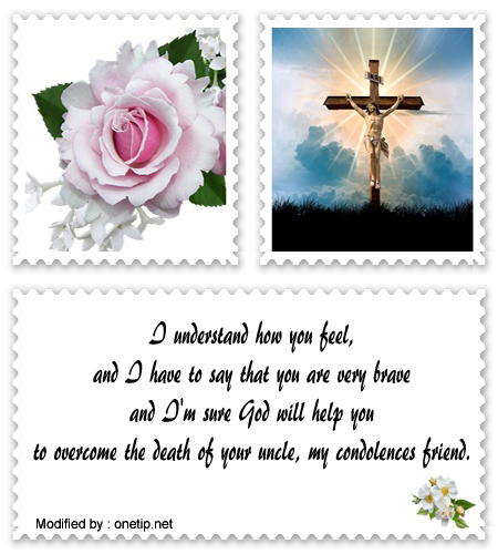 Religious Sympathy Quotes For Loss Of Mother: Christian Condolence Messages