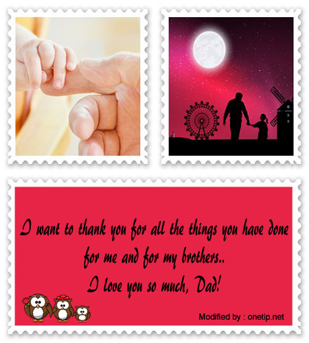 download father's day phrases