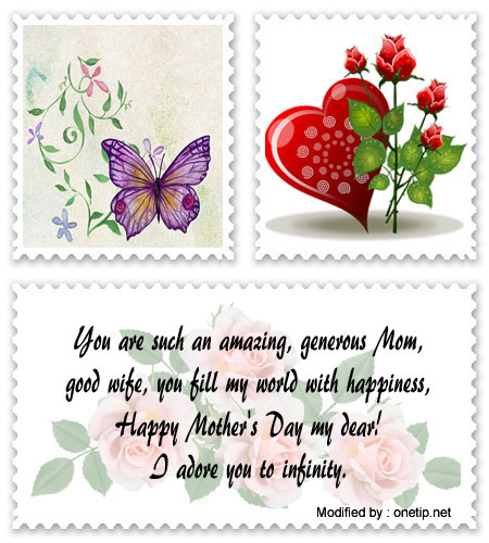 Sweet Mothers Day Texts For Whatsapp Happy Mother S Day Love