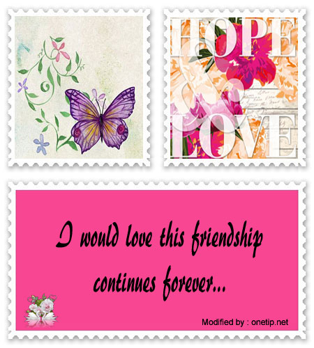 Top Messages For New Friends Friendship Quotes For Facebook