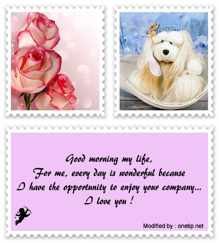 Wonderful Good Morning Messages For My Girlfriend Good Morning