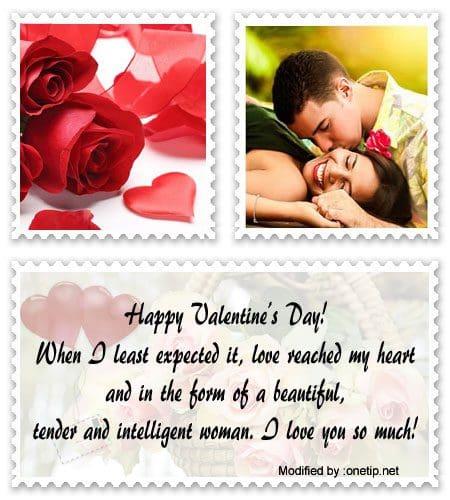 Message husband valentine sample for Sample Messages