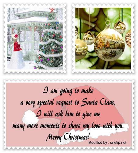 Sweet Merry Christmas Messages For A Girl