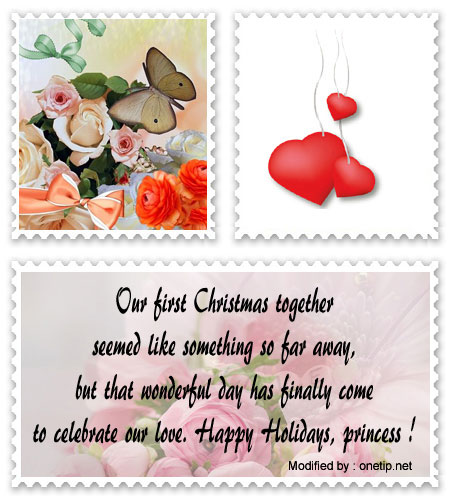 Sweet Merry Christmas Messages For A Girl Christmas Love Wishes Onetip Net