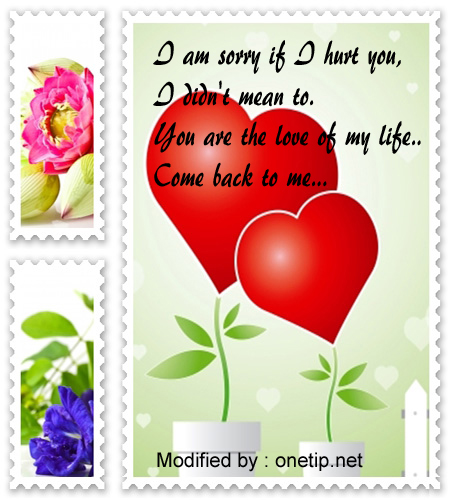 New Nice Apology Messages For My Girlfriend | Onetip net