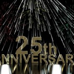25th anniversary wordings, 25th anniversary poems, 25th anniversary greetings