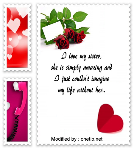 cute i miss you texts & cards for my sister,download cute i love you messages for sister