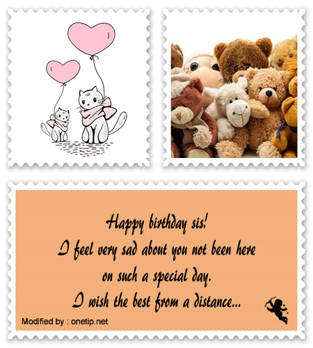 Best Birthday Letter For Sister.Nice Birthday Texts For My Sister Who Is Away Whatsapp