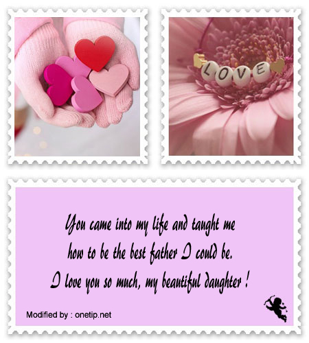 Sweet Messages For My Daughter   I Love My Daughter Whatsapp texts