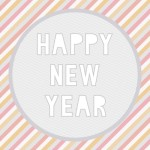download New Year phrases, cute New Year thoughts