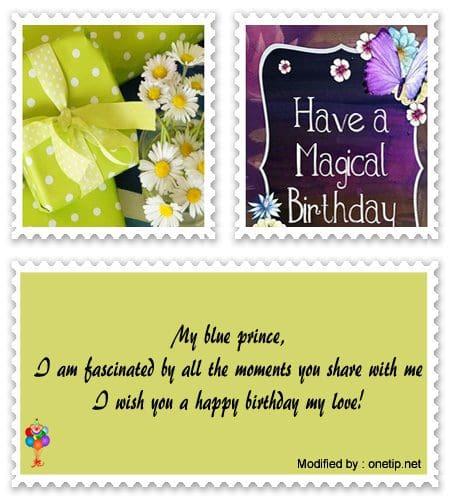 search nice birthday sayings for my boyfriend