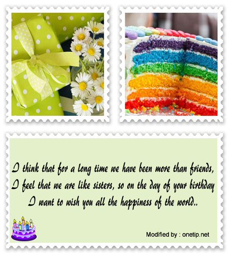 search nice birthday sayings for my friend
