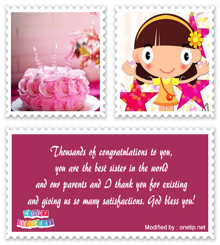 Birthday Messages For My Sister Top Happy Birthday Wishes Onetip Net