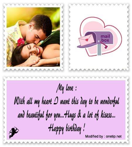 Romantic Birthday Text Messages│Whatsapp Birthday Wishes